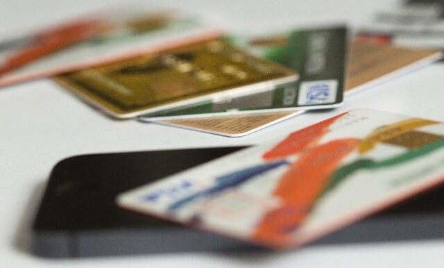 探偵クレジットカード