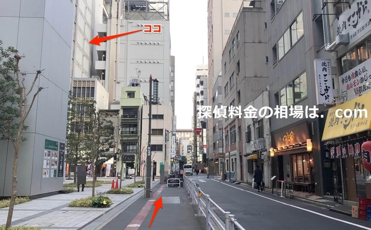原一探偵事務所日本橋の口コミ